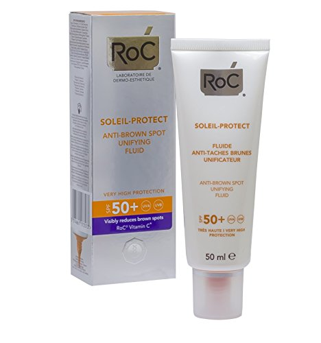 Roc crema solare viso anti-brown spot 50 ml