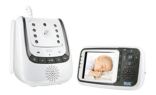 NUK Video-Babyphone Eco Control+ Video