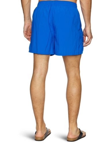 Maru Swimwear Solid Short Men's 40.64 cm Blau - königsblau