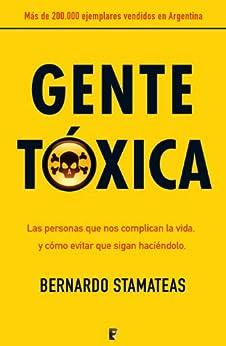 Gente tóxica (B de Books) de [Stamateas, Bernardo]