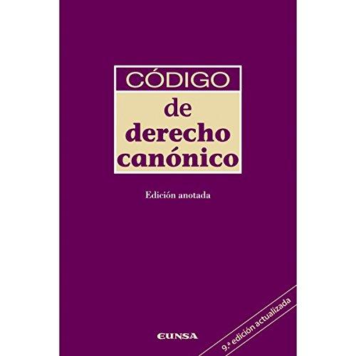 Código de derecho canónico (Manuales de Derecho Canónico)