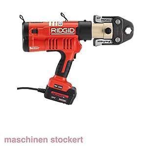 Ridgid 43283–Crimp Tool, RP 340-C