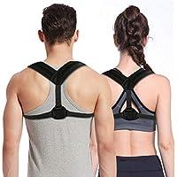 Calmare Corrector de Postura, Corrección de Postura Postura Profesional, Refuerzo para la Espalda, Espalda Recta Apoyo para la Espalda Espalda, Nariz, Espalda y Dolor de Hombro