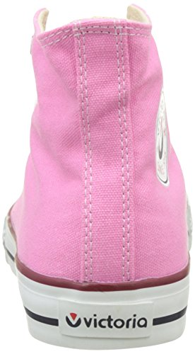 Botin Donne Di Sconosciuto rosa Alte Autoclave Colore Rosa Tennis Victoria Da Scarpe Delle wwO8EZ