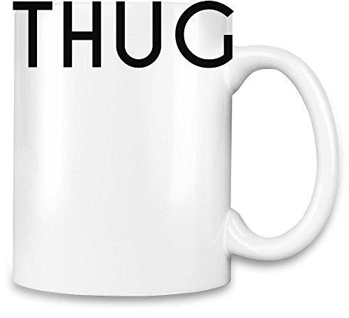 THUG Gangster Kaffee Becher (Thug-kaffee-tasse)