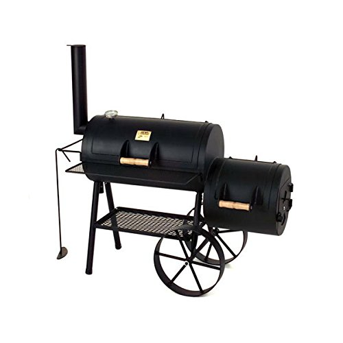 Tradition 16 Joes Barbeque Grill Stahl 5 Mm Massiv 110kg