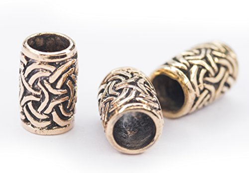 viking-beard-hair-bead-6-mm-celtic-knotwork-bronze
