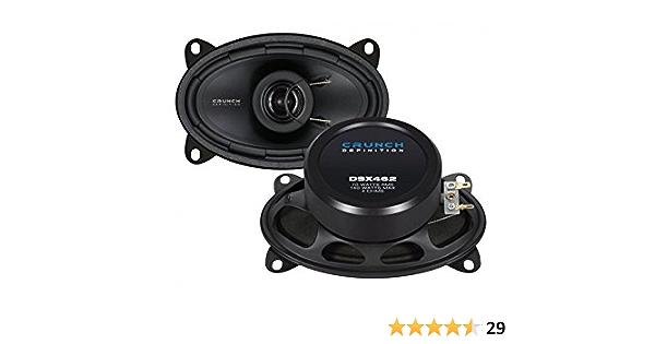 Crunch Dsx462 Auto Lautsprecher 100 X 150 Elektronik