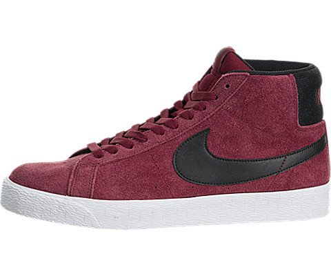 Nike Herren Blazer SB Premium SE Skaterschuhe, (Team Rot/Schwarz-Weiß), 43 EU