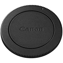 Canon 2428A001AA R F 3 Body Cap Cover for EOS Camera - Black