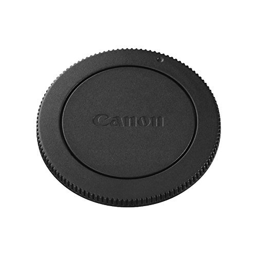 Canon R F 3 Body Cap Cover for EOS Camera – Black