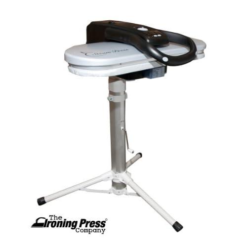 41RkVx38vsL. SS500  - Advanced Ironing Press by Speedypress - Mega Steam Iron Press - Regular Size, 64cm x 27cm; 1,400watt (+ FREE Replacement Cover & Foam Underfelt - RRP £39.00)