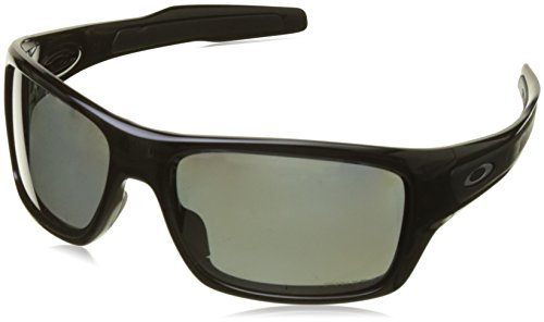 Ray-Ban Herren 0OO9263 Sonnenbrille, Gold (Polished Black), 65