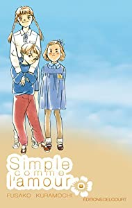 Simple comme l'amour Edition simple Tome 8