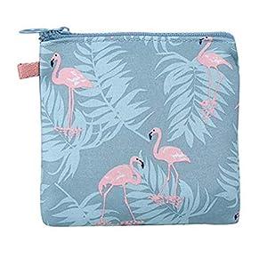 Portable Sanitary Pad Bag Waterproof Girl Purse for Storing Sanitary Napkin