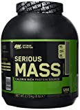 OPTIMUM NUTRITION Serious Mass Protéine Cookies & Cream 2.73 kg