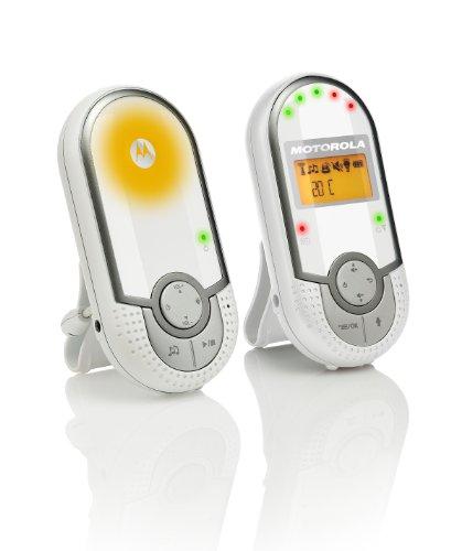 Imagen 1 de Motorola MBP16 - Vigilabebés audio con pantalla de 1.5