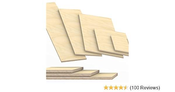 200x40 cm Siebdruckplatte 18mm Zuschnitt Multiplex Birke Holz Bodenplatte