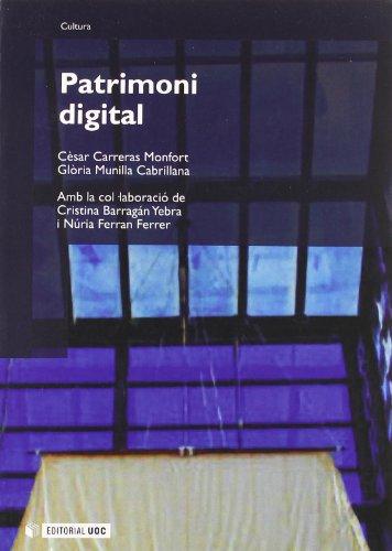 Patrimoni digital (Manuals)