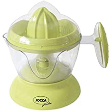 Jocca 5454 Exprimidor línea, Color Verde, 25 W, Plástico