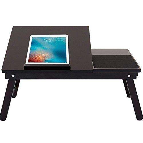 Bett Schreibtisch Laptop Tisch Massivholz College-Schlafsaal Klapp Faul Tisch Kleinen Tisch Kinder Schreibtisch (Kinder-tv-lap Tray)