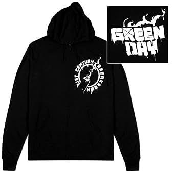 Old Glory Zip Hoodie -Green Day - Molotov M