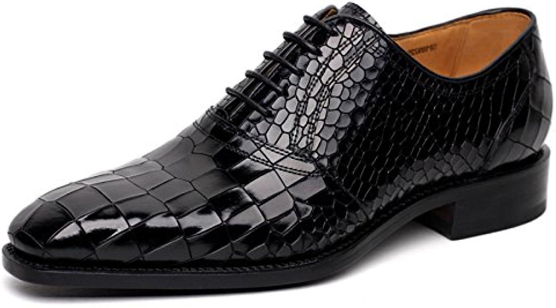 Männer Benutzerdefinierte Handgefertigte Leder Kleid Schuhe Goodyear Leder Business Schuhe Braumlutigam Hochzeit