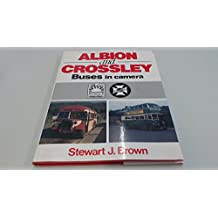 Albion and Crossley Buses in Camera