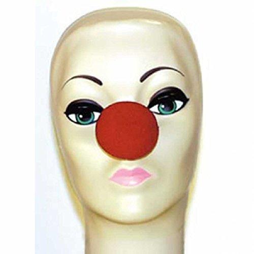 Magic By Gosh nez de clown en mousse rouge Goshman (2\