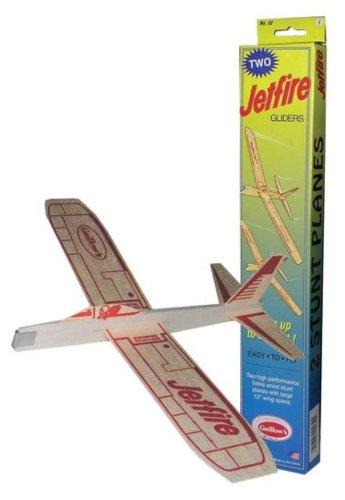 Guillow Jetfire Twin Pack