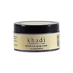 Khadi Ayurveda Herbal Anti Aging Cream - 50 g