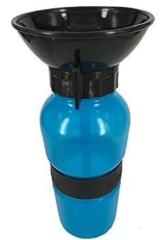 Tuopuda Bouteille D'eau de Chien pour Voyage Distributeurs de Boisson pour Animalerie Portable Dog Water Bottle Travel