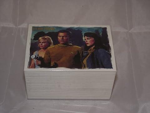 Star Trek The Original Series Arts & Images Trading Card Base Set