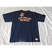 6179d2a40eb Reebok New England Patriots NFL American Football Jersey T-Shirt - Mens  Large NWT