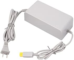 AC Wall Adapter Power Supply Charger for Nintendo Wii U Console