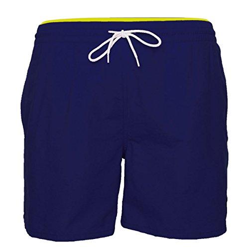 Azure Clothing Outlet -  Pantaloncini - Uomo Navy blue