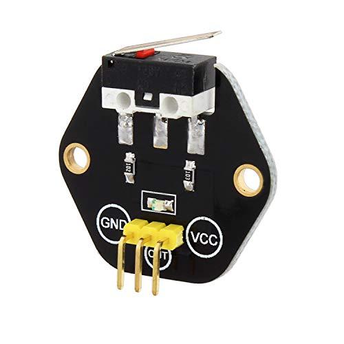 DIY Kits für Arduino, LDTR-RM09 Kollisionssensor-Endschalter für 3D-Drucker/Roboter/Smart Car Arduino Zubehör