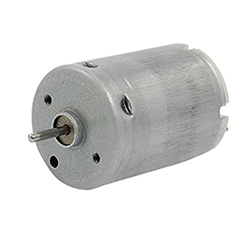 sourcingmap DC 6V 8000RPM 0.03A Torque Mini Electric Motor for DIY Cars Hobby