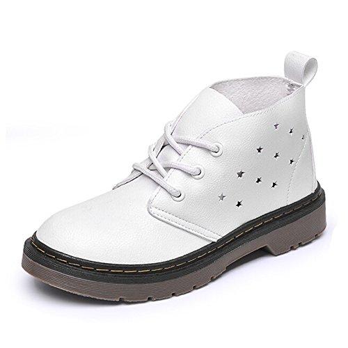 Hattie ,  Damen Kurzschaft Stiefel Weiß