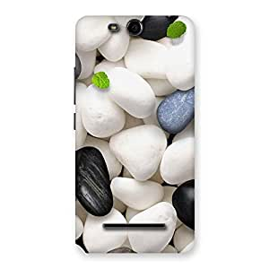 Beautiful Pebbles Back Case Cover for Micromax Canvas Juice 3 Q392