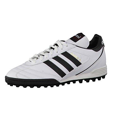 adidas Kaiser 5 Team Unisex-Erwachsene Fußballschuhe Weiß (Ftwr White/Core Black/Core Black B34260)