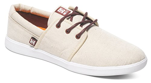 DC Shoes Herren Schuhe Haven TX Se, Chaussures de Skateboard Homme Beige (TAN TAN)