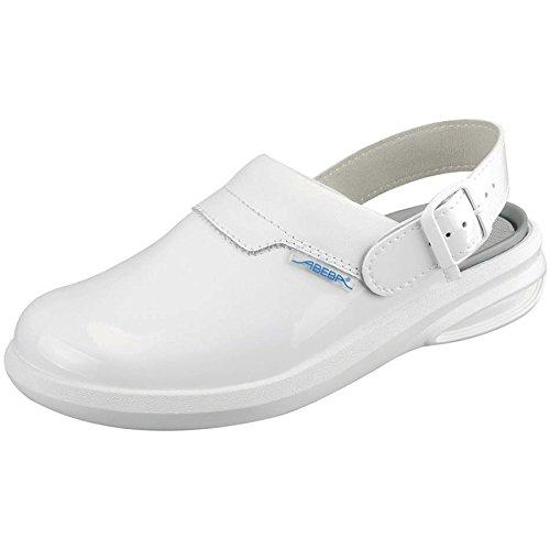Zapatos Abeba De Zapatos Fáciles 42 Tamaño 7620 Blanco 42 Hwx76Oq