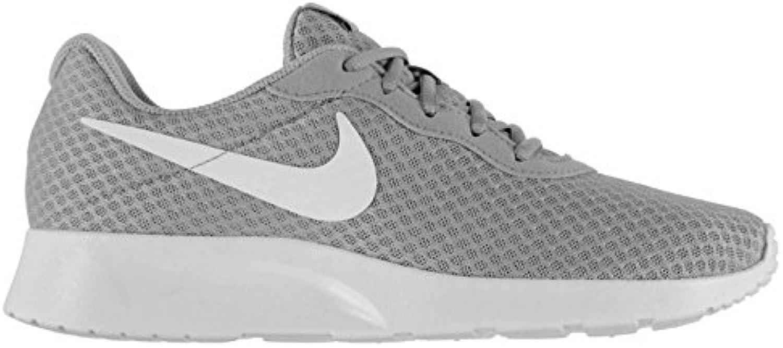 Nike tanjun Training Schuhe Herren Grau/Weiß Sports Fitness Trainer Sneakers