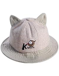 Bonnet bébé Bonnet de pêcheur Bonnet d hiver Bonnet en Feutre 7198815ac81