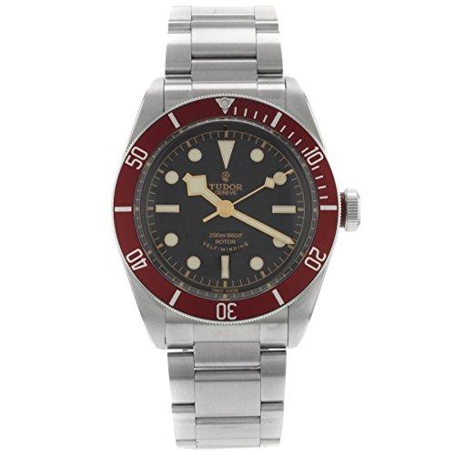 Tudor 79220R - Reloj para hombres, correa de acero inoxidable color acero