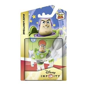 Disney Interactive 016524 Nintendo Infinity Buzz Lightyear Crystal Figure