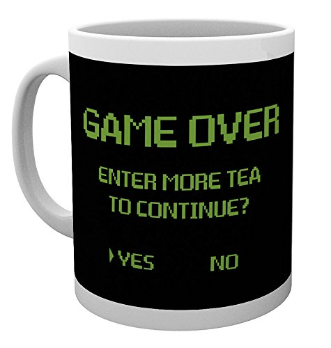 Gb Posters GB Eye, Gaming, Continue, Taza