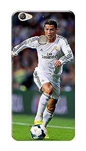 LeEco Le 1s Black Hard Printed Case Cover by HACHI - Ronaldo Football Fans design