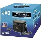 JVC Starter kit simple durée VU-VF80 Sac CB-A79 + cassette DV60mn + 1 batterie pour caméscopes JVC séries D700 et DA20